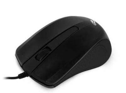 Mouse USB Óptico C3TECH MS-20BK (1000 DPI) Preto