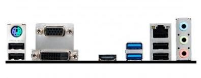 MSI H310M PRO-VDH PLUS p/ Intel LGA1151 2xDDR4/1xPCI-e/4xSATA