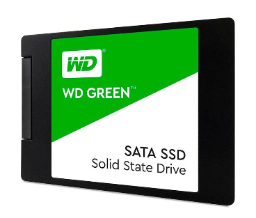 SSD WD GREEN 120GB [WDS120G2G0A] SATA 6Gb/s (L=545MB/s)