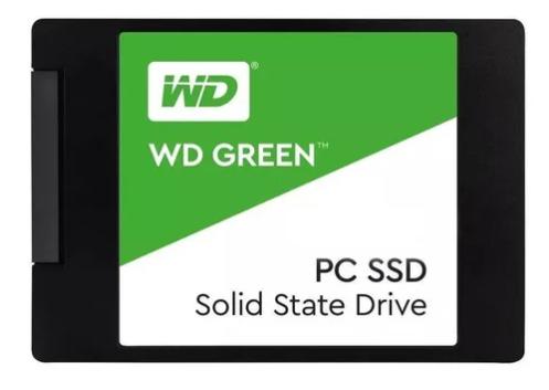 SSD WD GREEN 240GB [WDS240G2G0A] SATA 6Gb/s (L=545MB/s)