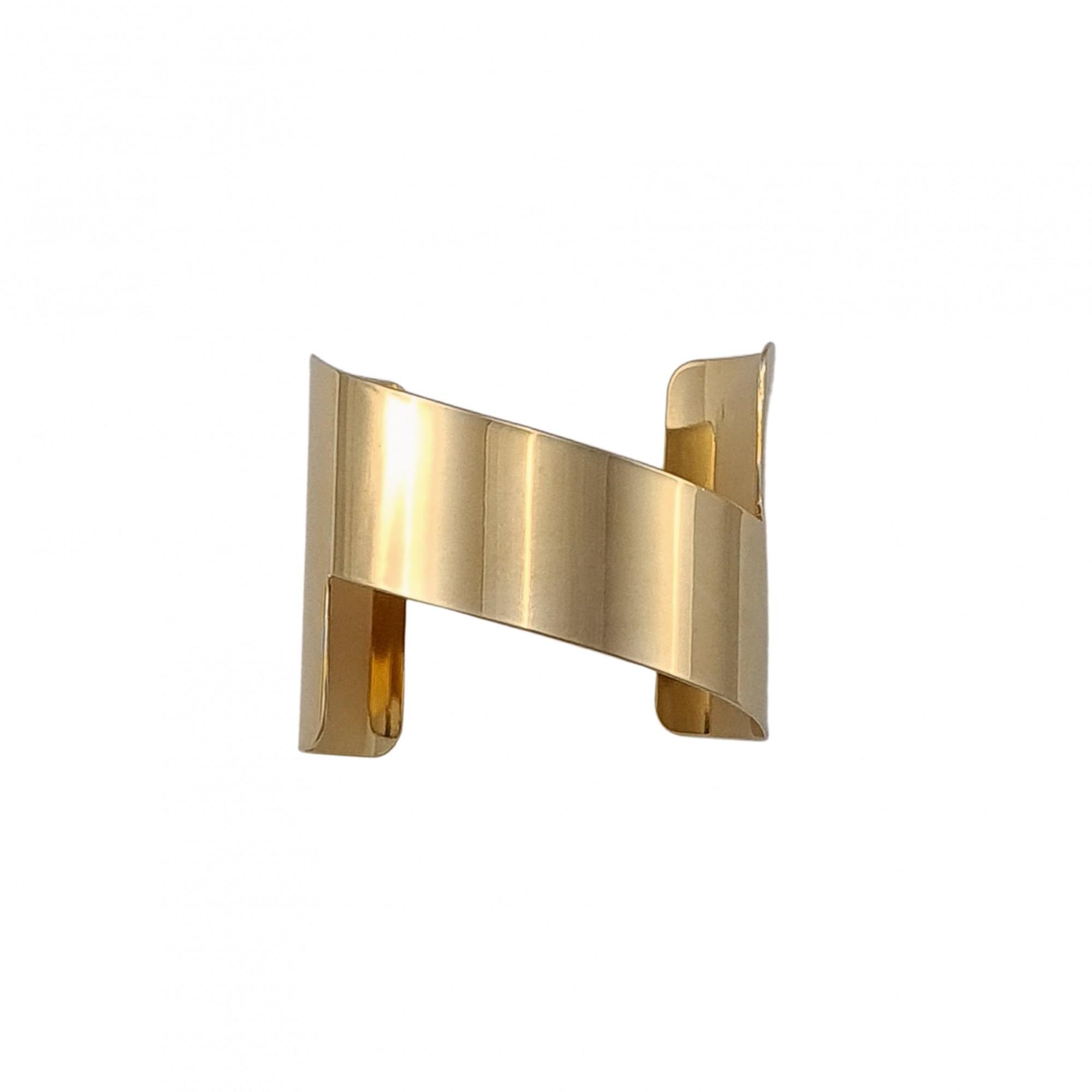 Bracelete Hera banhado a ouro 18k