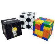Caixa Cubo Personalizada