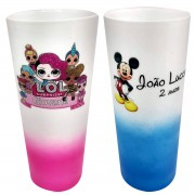 Copo Long Drink Degradê Personalizado