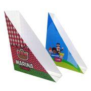 10x Porta Guardanapo Personalizada - Pacote com 10 unidades