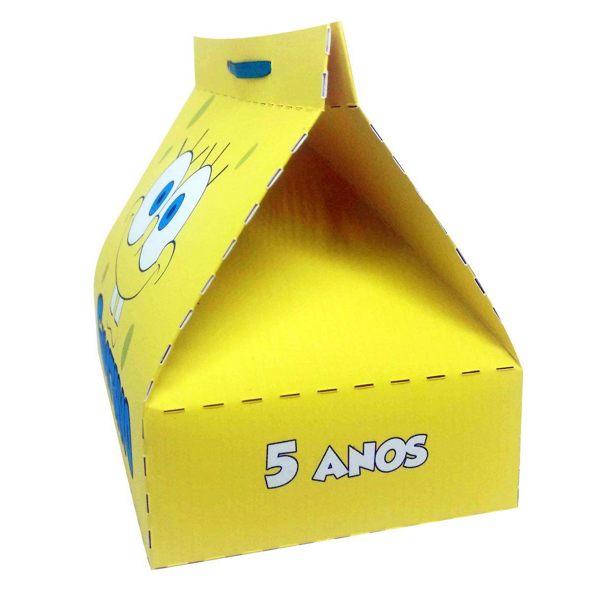 10x Caixa BIG Personalizada - Pacote com 10 unidades