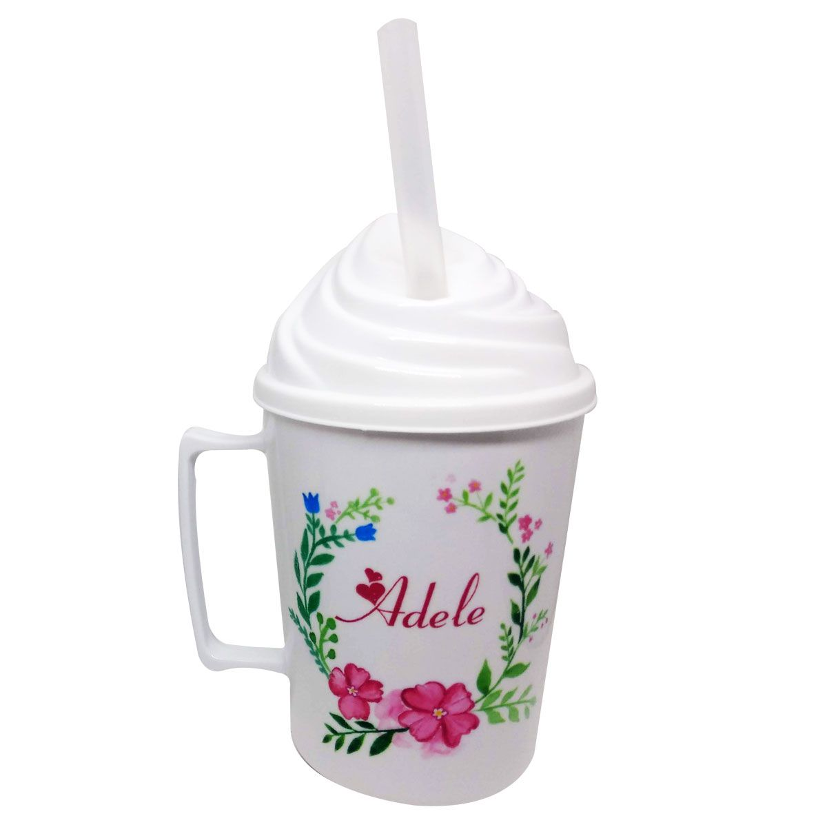 Caneca Chantilly Branca 450ml