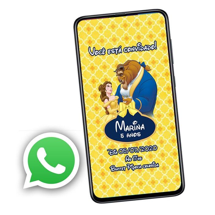 Convite Virtual para Whatsapp