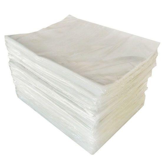 Embalagem para Embrulho - Plástico PP Brilhante - 40x30cm - Ideal para Balde de Pipoca
