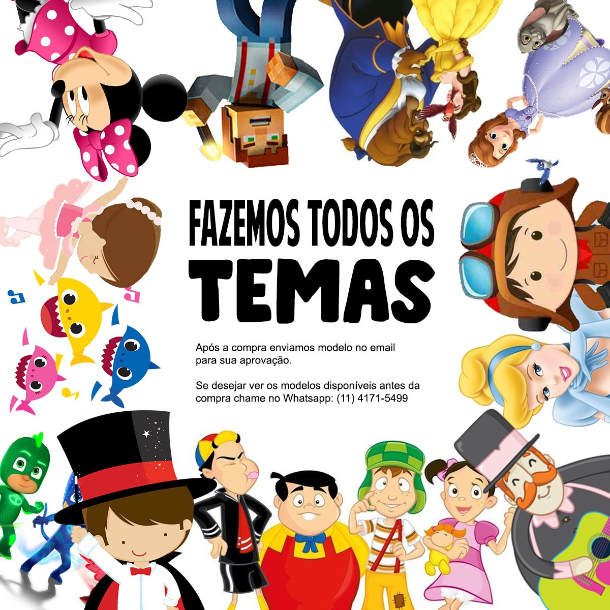 Kit Festinha