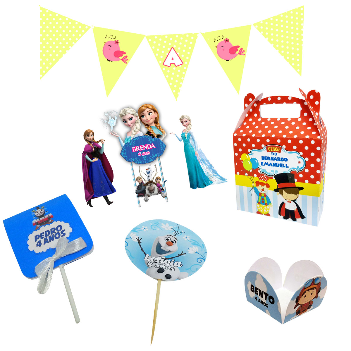 Kit Mini Festa