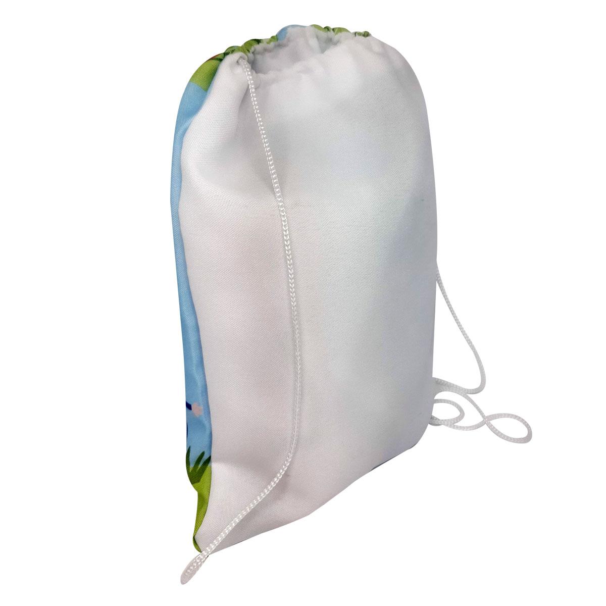 5x Mochila Personalizada - Pacote com 5 unidades