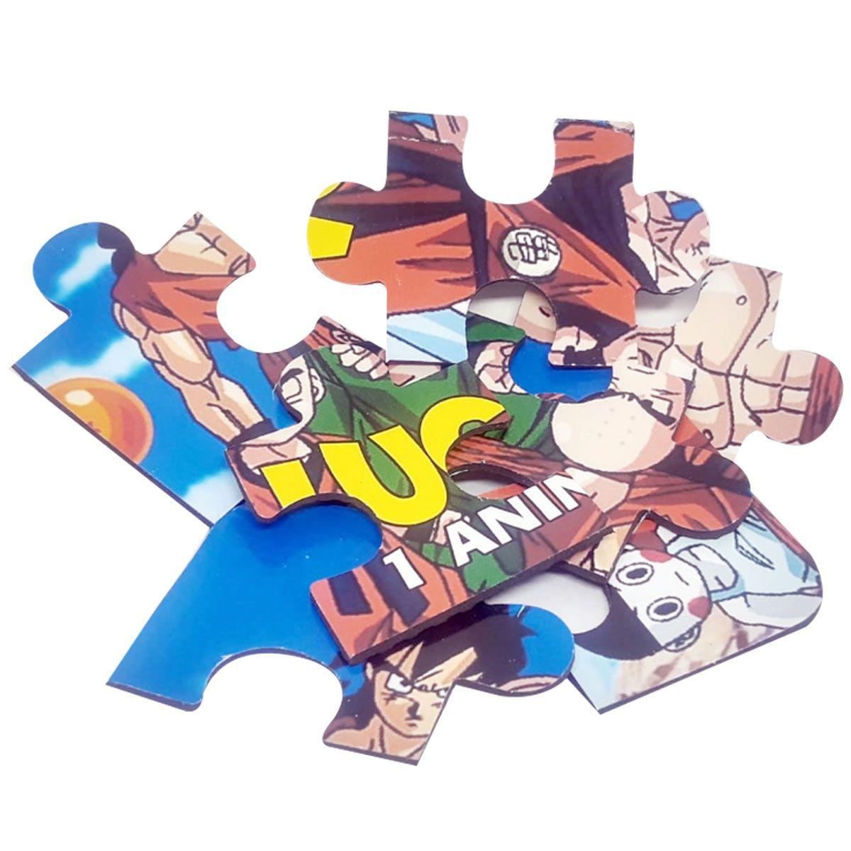 10x Quebra Cabeças com Lapela - Pacote com 10 unidades