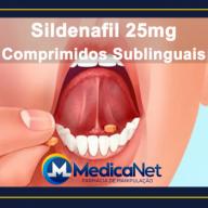 Sildenafil 25mg, comprimidos sublinguais  - Medicanet