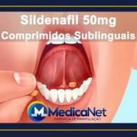 Sildenafil 50mg, comprimidos sublinguais  - Medicanet