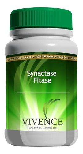 Synactase-Fitase 30 cápsulas  - Medicanet