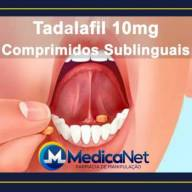 Tadalafil 10mg, comprimidos sublinguais  - Medicanet