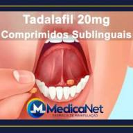 Tadalafil 20mg, comprimidos sublinguais  - Medicanet