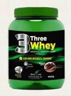 Three Whey - Concentrado, Isolado e Hidrolizado 900gr  - Medicanet