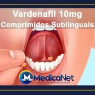 Vardenafil 10mg, comprimidos sublinguais  - Medicanet
