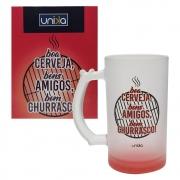 CANECA CHOPP BONS AMIGOS 450ML 3023