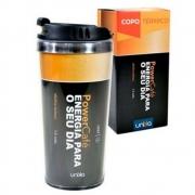 Copo Térmico Power Café Energia - Fings Store