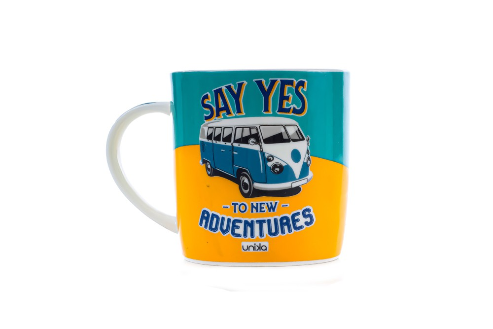 CANECA SAY YES