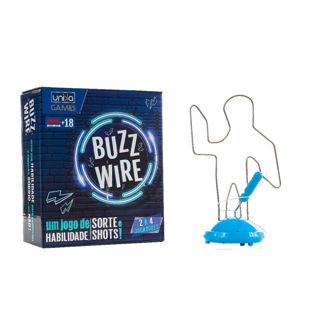 JOGO BUZZ WIRE 23X23