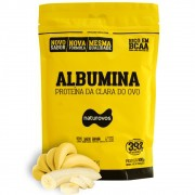 Albumina Naturovos Banana 500g