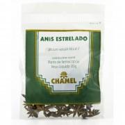 Anis Estrelado 20g Chamel - Chá-Frutos