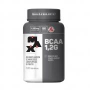BCAA 1,2g 120 Tabletes Max Titanium
