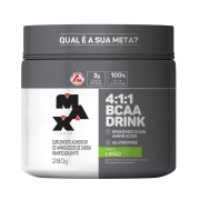 BCAA Drink 4:1:1 Limão 280g Max Titanium