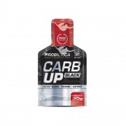 Carb up Black Gel energético Morango Probiotica 30g