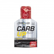 Carb up Gel Super Fórmula Morango Probiotica 30g