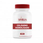 Colágeno Hidrolisado 500mg - cápsulas