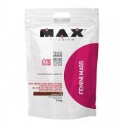 Femini Mass chocolate  2,4kg Max Titanium