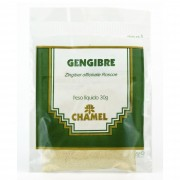 Gengibre 30g Chamel - Chá-Raiz