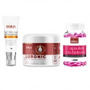 Kit Especial Mães - Colágeno Verisol + Cápsulas da Beleza + Sérum Antienvelhecimento
