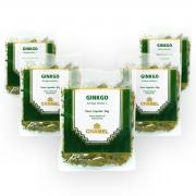 Kit Ginkgo 30g Chamel - Chá-Folhas