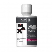 L-carnitine pure açaí com guaraná 400ml Max Titanium