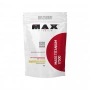 Mass titanium 17500 leite condensado 3kg Max Titanium