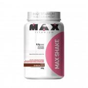 Max shake chocolate  400g Max Titanium