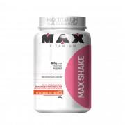 Max shake vitamina de frutas 400g Max Titanium