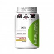 Natural vegan baunilha 500g Max Titanium