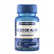 Óleo de Alho Desodorizado – 60 cápsulas