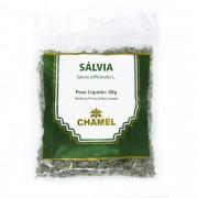 Sálvia  30g Chamel - Chá-Folhas
