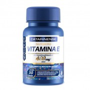 Vitamina E 400mg Catarinense 30 cápsulas