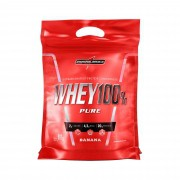Whey 100% Pure Banana 907g Integralmedica
