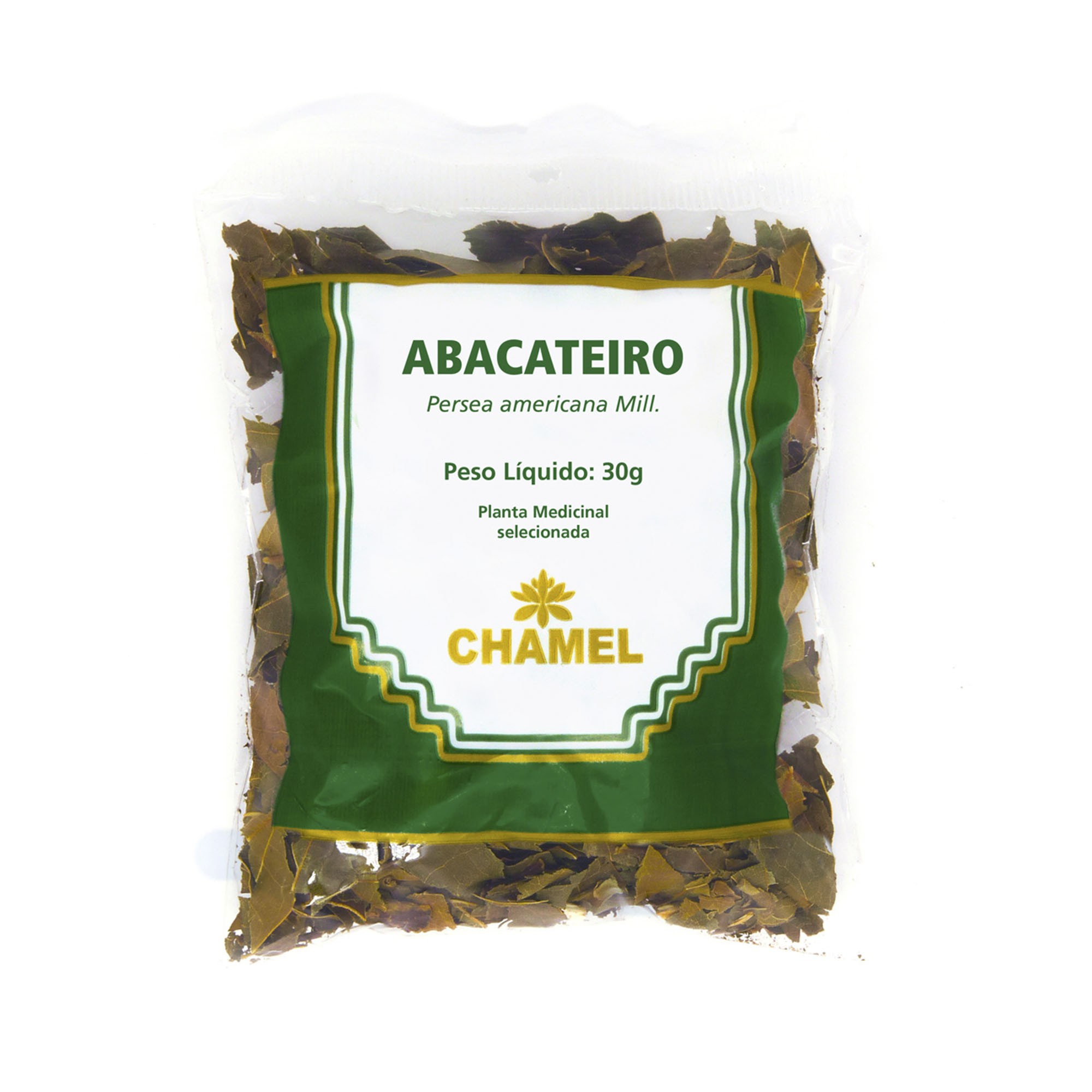Abacateiro 30g Chamel - Chá-Folhas
