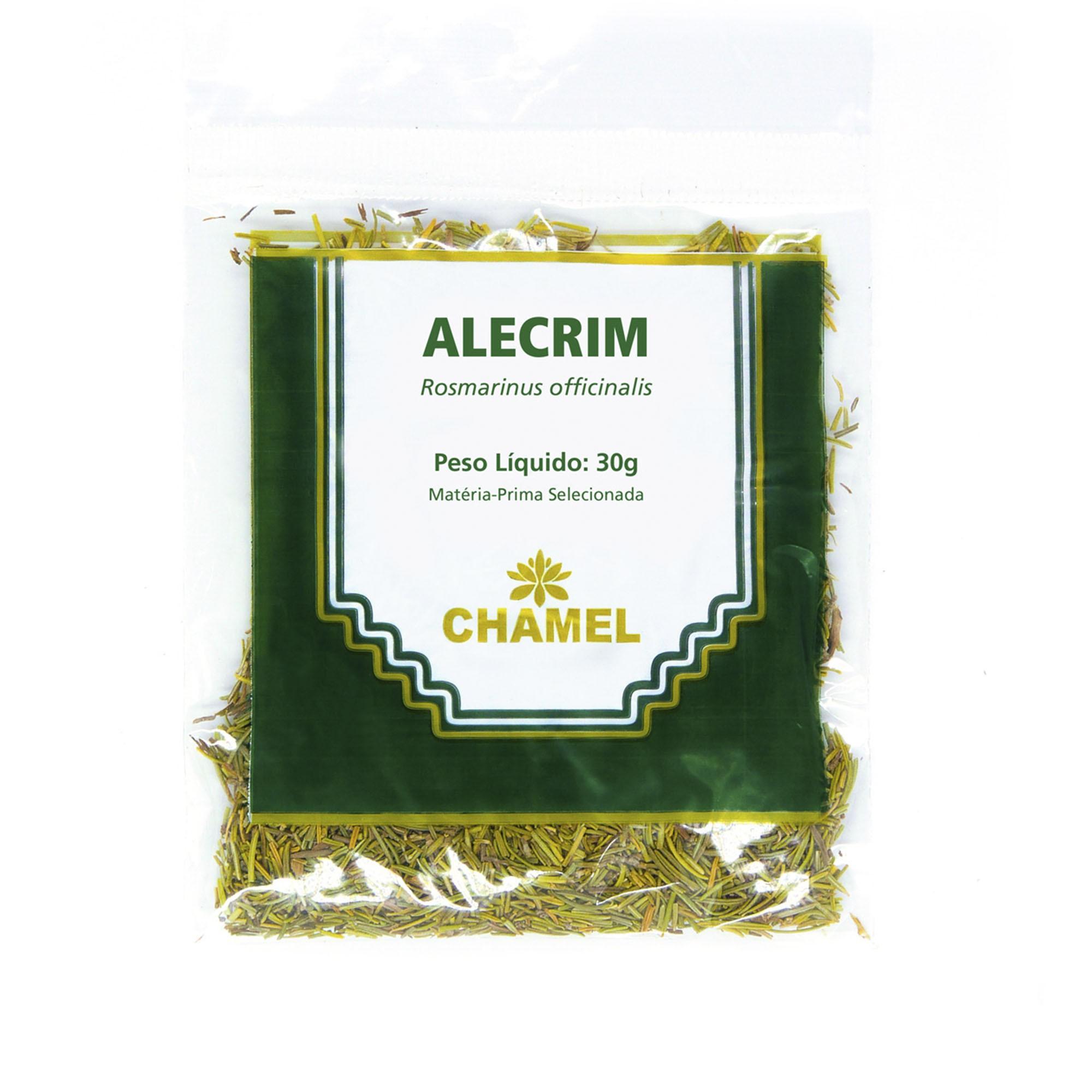 Alecrim 30g Chamel - Chá-Folhas