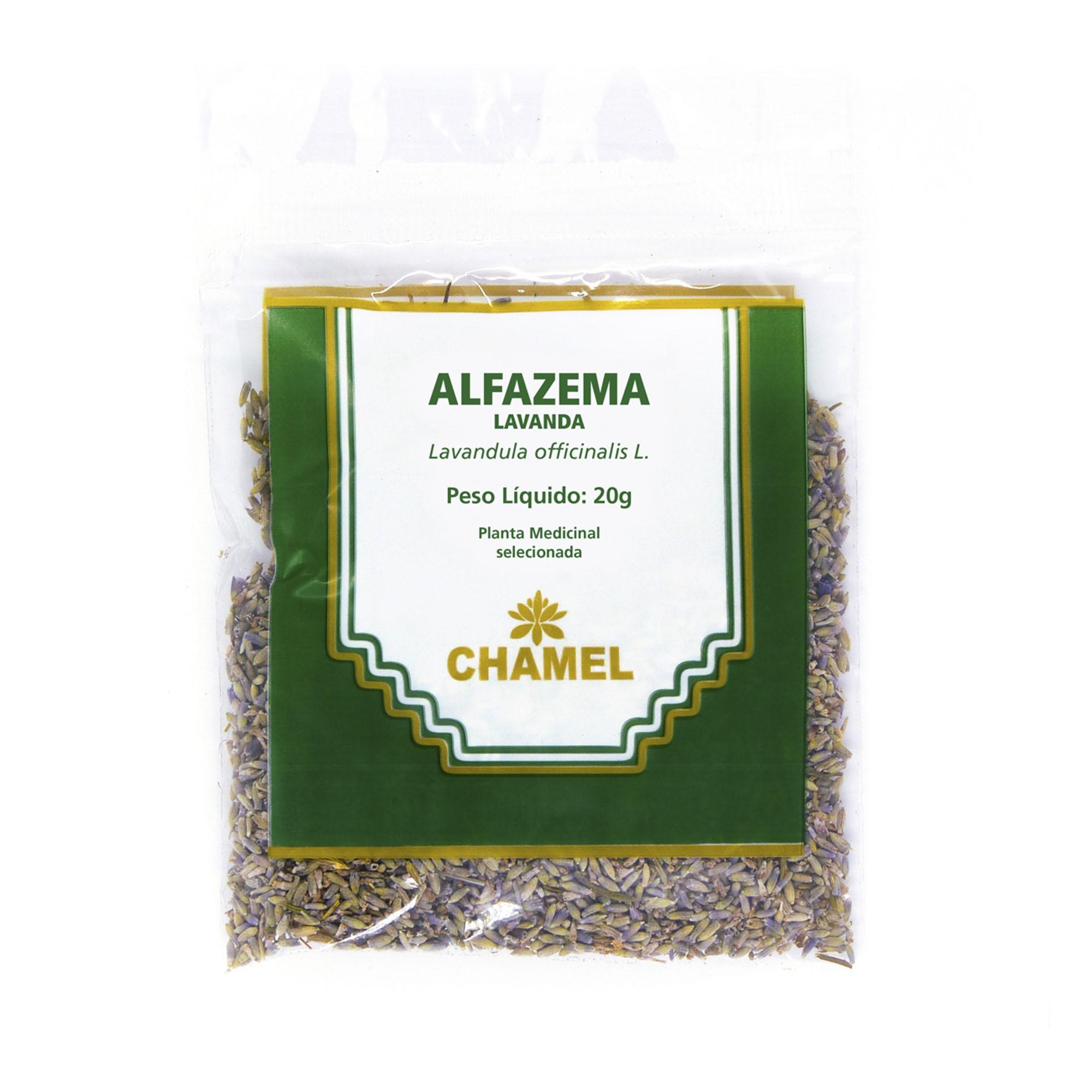Alfazema 20g Chamel - Chá-Flores